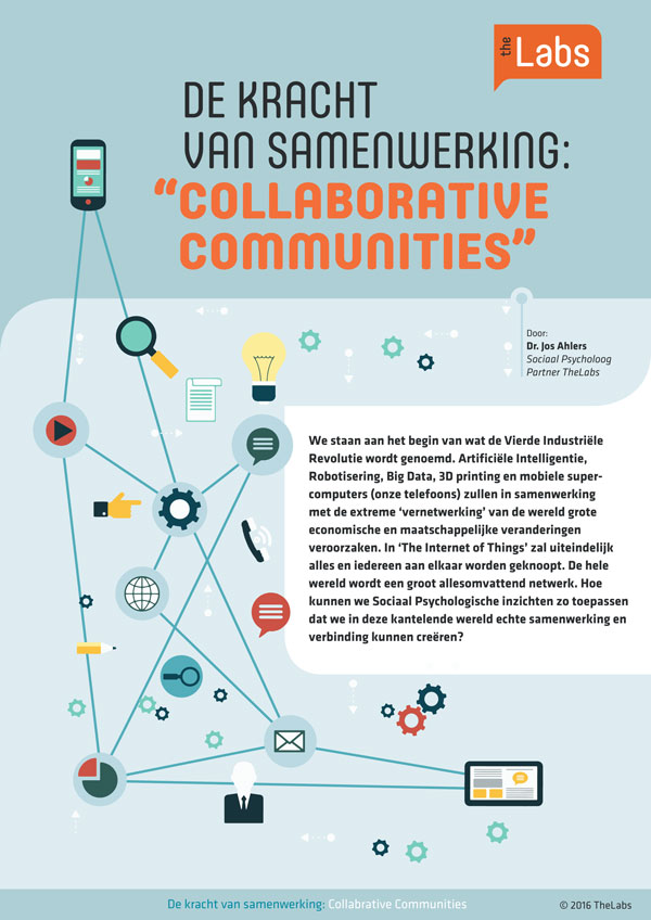 E-paper De Kracht van Samenwerking - Collaborative Communities | TheLabs